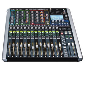 SOUNDCRAFT Si Performer 1 เครื่องผสมสัญญาณเสียง ดิจิตอล 16 ชาแนล 16 ไมค์SOUNDCRAFT Si Performer 1 มิกเซอร์ ดิจิตอล ของแท้ มีประกัน ส่งฟรี!! ทั่วประเทศ