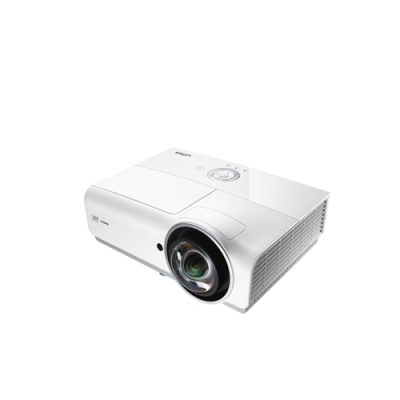 VIVITEK DW882ST Projector DLP 3600 ANSI Lumens เครื่องฉายภาพ โปรเจคเตอร์ รองรับการแสดงภาพ 3D(in Eco Mode)VIVITEK DW882ST โปรเจคเตอร์