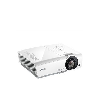 VIVITEK DX977-WT Projector DLP 6,000 ANSI Lumens เครื่องฉายภาพ โปรเจคเตอร์ รองรับการแสดงภาพ 3DVIVITEK DX977-WT โปรเจคเตอร์ 3D Ready