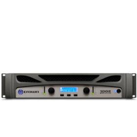 CROWN XTi 1002 Two-channel, 500W Power Amplifier CROWN XTi 1002 เครื่องขยายเสียง 2 ชาแนล 500 วัตต์ ที่ 4 โอมห์CROWN XTi 1002Power Amplifier