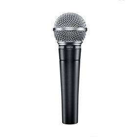 SHURESM58-LCVocal Microphone SHURE SM58-LC ไมค์สำหรับร้อง/พูด จำหน่าย ไมค์ SHURE ของแท้ มีประกัน รับบัตรเครดิต/ผ่อนชำระออนไลน์