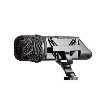 RODE Stereo VideoMic Directional On-camera Microphone (Camera Recorder Microphone ไมโครโฟนชนิดติดกล้องบันทึกเสียง) ไมโครโฟน ขนาดเล็ก