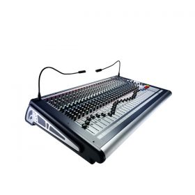 SOUNDCRAFT GB2-16 Analog Mixer เครื่องผสมสัญญาณเสียง มิกเซอร์อนาล็อก (Mixer 16 channel with 4 group 2 Matrix) อนาล็อก มิกเซอร์ 32 ชาแนล Mixer
