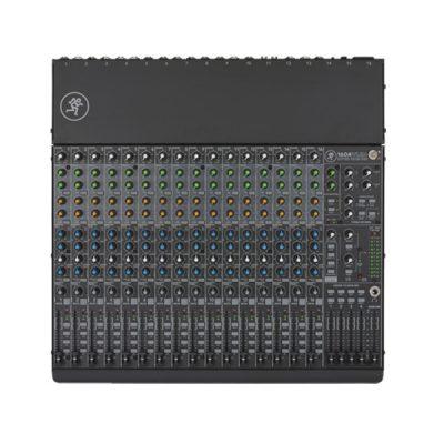 MACKIE1604VLZ4 16-CHANNEL 4-BUS COMPACT MIXER MACKIE 1604VLZ4 เครื่องผสมสัญญาณเสียง อนาล็อก 16 ชาแนล MACKIE 1604VLZ4มิกเซอร์อนาล็อก