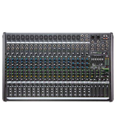 MACKIE ProFX22V222-CHANNEL 4-BUS EFFECTS MIXER WITH USB MACKIE ProFX22V2 เครื่องผสมสัญญาณเสียง อนาล็อก 22 ชาแนล MACKIE ProFX22V2 มิกเซอร์อนาล็อก