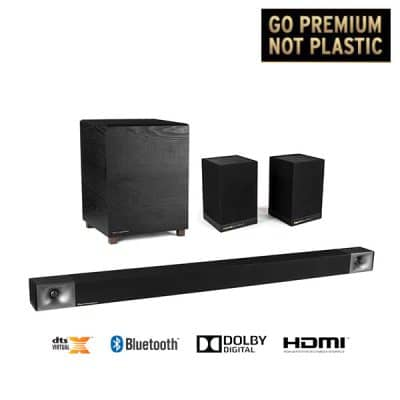 Klipsch Soundbar48+Surround3
