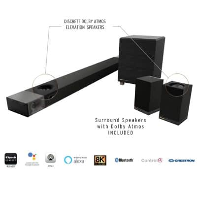 CINEMA-1200 Dolby Atmos Sound Bar